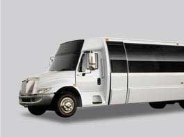 28 Passengers Party Bus Rental Sacramento