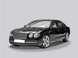 Sacramento Bentley Flying Spur Fleet Thumbnail