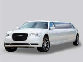 Sacramento Chrysler 300 Stetch Limousine Fleet