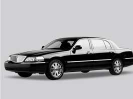 Sacramento Lincoln Town Car Fleet