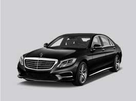 Sacramento Mercedes Benz S550 Fleet