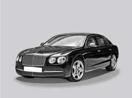 Bentley Flying Spur For Rent In Sacramento
