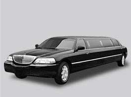 Lincoln Stretch Limousine For Rent Sacramento