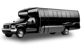 Rent 28 Passenger Party Bus In Sacramento