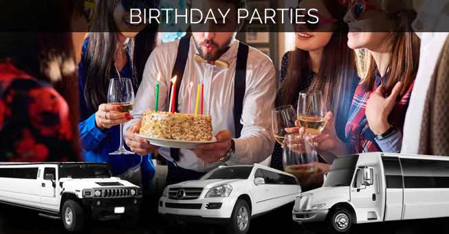 Sacramento Birthday Party Limo Rental Service