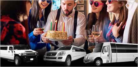 Sacramento Birthday Party Limo Service