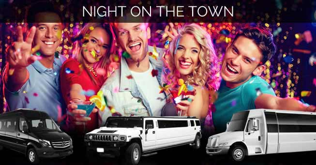 Sacramento Night On The Town Limo Service