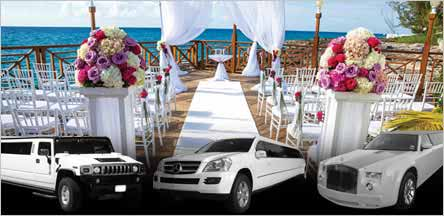 Sacramento Wedding Limo Car Service