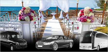 Sacramento Wedding Limo Service Rental